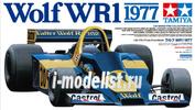 20064 Tamiya 1/20 Гоночный болид WOLF WR1 1977