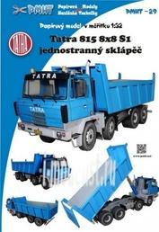 PMHT-29 PMHT 1/32 Tatra 815 8x8 S1