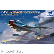 FB4014 Bronco 1/48 Scale Model MiG-15