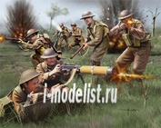 02597 Revell 1/76 British Infantry, WWII