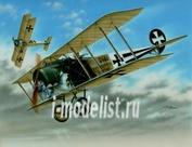 SH48038 Special Hobby 1/48 Биплан Fokker D.II