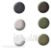 32343 Revell Набор эмалевых красок для воздушных судов (6 цветов по 14 мл.)
