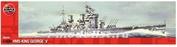 6205 Airfix 1/600 HMS King George V