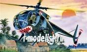 1028 Italeri 1/72 Вертолет OH-6A Cayuse