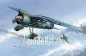 48107 Mirage Hobby 1/48 PZL P.24F with 20mm Oerlikon Greek Air Force
