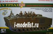 AF35022 AFVClub 1/35 U.S.Marine LVTP5A1