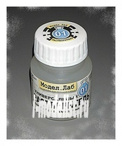 Lab.A01 Model.Lab Universal solvent 25ml. (for enamels and oils)