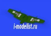 672152 Eduard 1/72 Дополнение Spitfire Mk. XVI оружейные отсеки