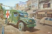 811 Roden 1/35 M43 Ambulance Truck