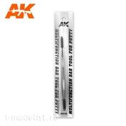AK9169 AK Interactive Многофункциональный инструмент для шпатлёвки