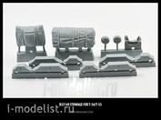 35149 Miniarm 1/35 Набор штатной укладки для Т-54/Т-55 (7шт)
