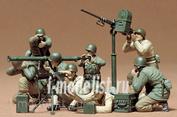 35086 Tamiya 1/35 Американские пулеметчики, гранатометчики в бою 8фигур