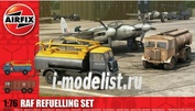 03302 Airfix 1/76  RAF Refuelling Set (набор бензозаправщиков, 2 штуки)