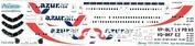 752-008 Ascensio 1/144 Декаль на самолет боенг 757-200 (AzurAer)