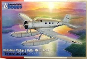 SH72353 Special Hobby 1/72  Canadian Vickers Delta Mk.II RCAF 'On snow and water'