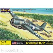 ADM7217 AZ Model 1/72 Самолет Grumman F4F-3P