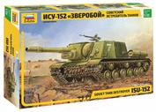 3532 Zvezda 1/35 self-propelled gun ISU-152