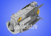 648059 Eduard 1/48 Набор дополнений DB 601 A/N engine