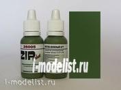 26005 ZIPMaket acrylic Paint Light green BTT