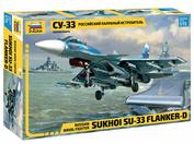 7297 Звезда 1/72 Российский палубный истребитель Су-33
