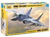 7309 Звезда 1/72 Многоцелевой фронтовой истребитель МиГ-29 СМТ