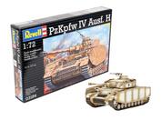 03184 Revell 1/72 Танк PzKpfw. IV Ausf.H