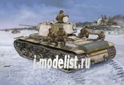"84813 HobbyBoss 1/48 Russian KV-1 Model 1942 ""Heavy Cast Turret""Tank"
