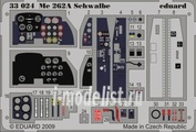 33024 Eduard 1/32 Фототравление Me 262A Schwalbe S.A.