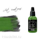 ART188 Pacific88 acrylic Paint Art Color Russian green (Russian Green)