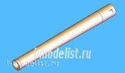 35138 Zedval 1/35 76 мм ствол Л-11. КВ-1, Т-34 ранних серий
