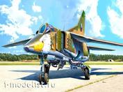 "KPM0095 Kovozavody Prostejov 1/72 MiG-23BN ""Varšavská smlouva"""