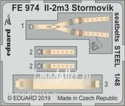 FE974 Eduard 1/48 Il-2M3 Sturmovik steel straps