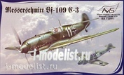 72011 Avis 1/72 Bf-109 C-3