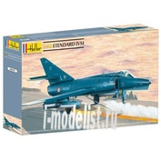 80425 Heller 1/48 Самолет ETENDARD IV M