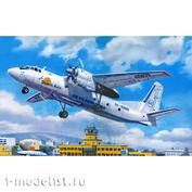72160-01 Amodel 1/72 Самолет Антонов Ан-24Т