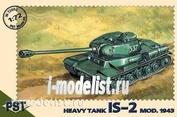 72002 Pst 1/72 Is-2 Tank