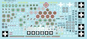 72028 BisonDecals 1/72 Hungarian Tanks in WW2 part 2.