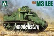 2089 Takom 1/35 US Medium Tank M3 Lee Mid