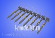 648061 Eduard 1/48 Набор дополнений HVAR rockets