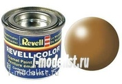 32382 Revell Enamel wood-brown paint RAL 8001 silk - matte