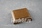 PL25 Plate Stand for miniatures (chestnut color) 50x50