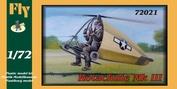 FLY72021 Fly 1/72 Rotachute Mk III