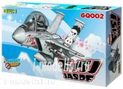 GQ002 Great Wall Hobby Сборка без клея Самолет F-15J JASDF