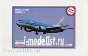 144129-5 Восточный Экспресс 1/144 Авиалайнер 737-300  KLM
