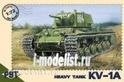 72013 PST 1/72 kV-1A Tank