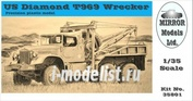 35801 Mirror-models 1/35 US Diamond T969 Wrecker