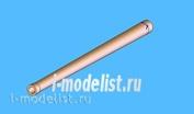 72012 Zedval 1/72 76 мм ствол пушки Ф-34 для Т-34/76