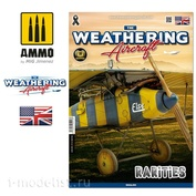 AMIG5216 Ammo Mig Magazine The Weathering Aircraft Issue 16. RARITIES (in English)