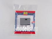 AVD143007701 AVD Models 1/43 Бытовка, 1 шт.