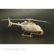 BRS48015 Brengun 1/48 Вертолет MQ-8C Fire-X